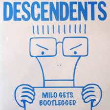 Descendents- Milo Gets Bootleged LP - Redrum - Dead Beat Records