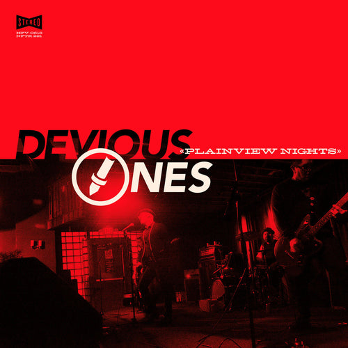 Devious Ones- Plainview Nights LP ~KILLER!