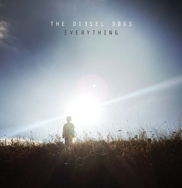 Diesel Dogs- Everything CD ~GHOST HIGHWAY RECORDING!