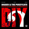 Digger & The Pussycats - DIY LP - Ptrash - Dead Beat Records