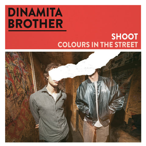 "Dinamita Brother- Shoot 7"" ~GUN CLUB!"