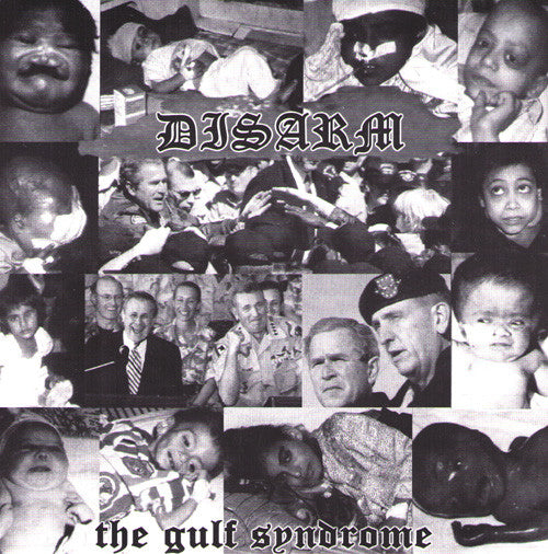 "Disarm/Dirty Power Game- Split 7"" - Band - Dead Beat Records"