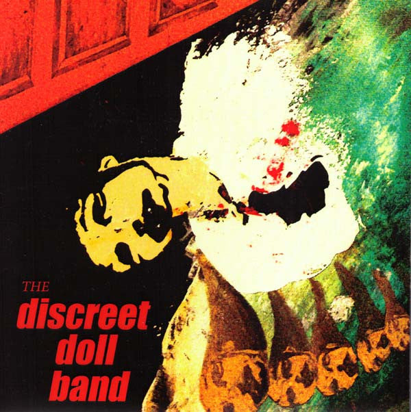 "Discreet Doll Band- Talkin In My Sleep 7"" - Rich Bitch - Dead Beat Records"
