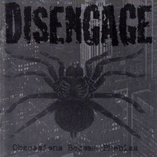 Disengage- Obsessions Become Phobias CD ~BLACK SABBATH!