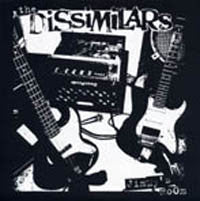 "The Dissimilars - Jimmy's Room 7"" - Out Of Order - Dead Beat Records"
