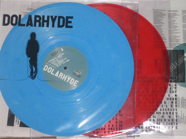 Dolarhyde- S/T LP ~ LIMITED WHITE WAX!! - State Of Mind - Dead Beat Records