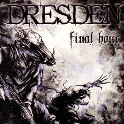 Dresden- Final Hour LP ~EX WARTORN, REMISSION - Profane Existence - Dead Beat Records