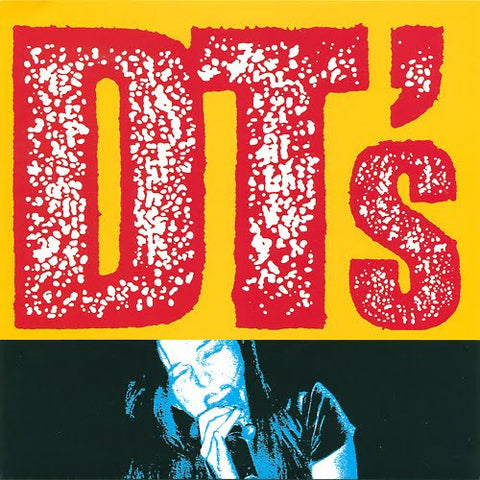 "The DT's- Mystified 7"" ~THE BELLRAYS - Get Hip - Dead Beat Records"