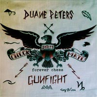 "DUANE PETERS GUNFIGHT- Chess 7"" ~OUT OF PRINT! - Indian - Dead Beat Records"