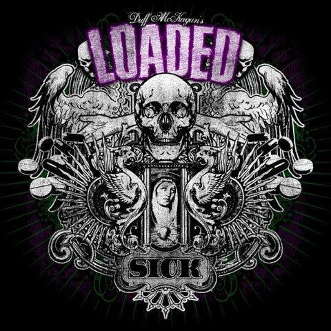 "Duff Mckagan's Loaded- Sick LP + BONUS 7"" ~LIMITED PURPLE HAZE WAX!"