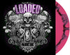 "DUFF McKAGAN'S LOADED- ""SICK"" LP + BONUS 7"" PURPLE TIE DYE - Zodiac Killer - Dead Beat Records"