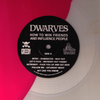 Dwarves- How To Win Friends LP ~HALF CLEAR HALF PINK WAX! - Reptilian - Dead Beat Records - 2