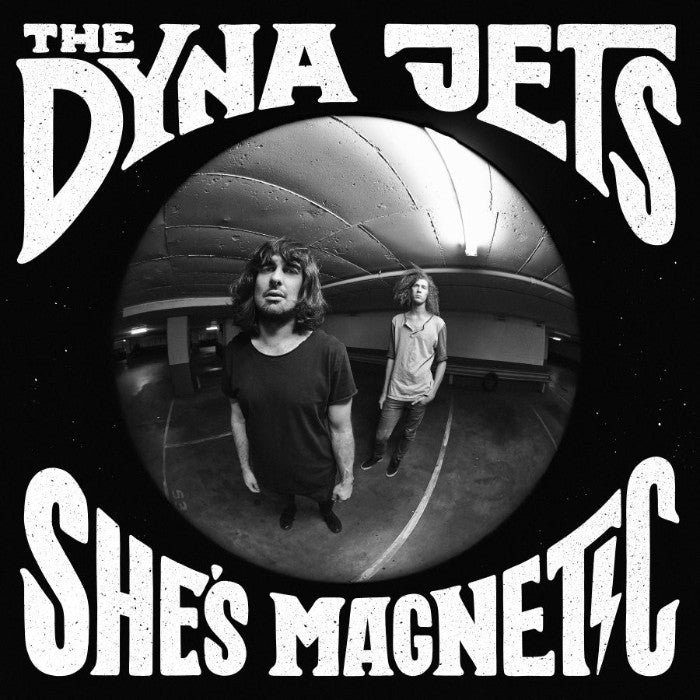 "Dyna Jets- She's Magnetic 10"" ~CRAMPS!"