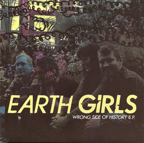 "Earth Girls- Wrong Side Of History 7"" ~SHOP ASSISTANTS! - Grave Mistake - Dead Beat Records"