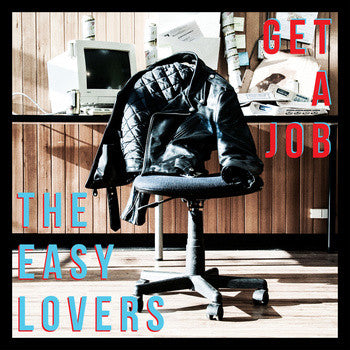 Easy Lovers- Get A Job LP ~DEVIL DOGS! - Band - Dead Beat Records