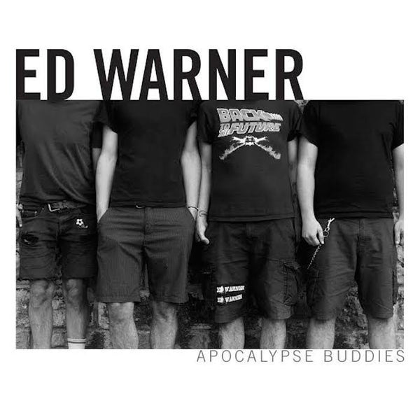 "Ed Warner- Apocalyps Buddies 10"" ~GOVERNMENT WARNING!"