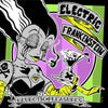 "Electric Frankenstein / Hell's Engine - Split 7"" ~RARE GREEN WAX!"
