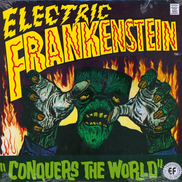 Electric Frankenstein- Conquers The World! LP