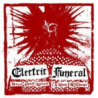 Electric Funeral - D-Beat Noise Attack LP - Shogun - Dead Beat Records