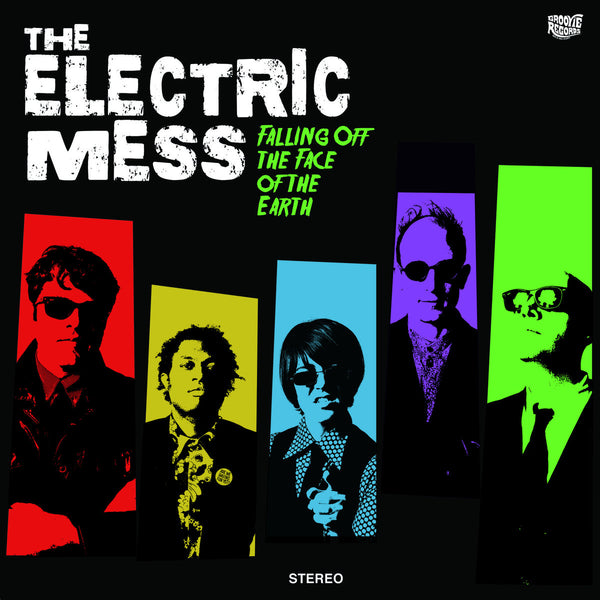 Electric Mess- Falling Off The Face Of The Earth LP ~GROOVIE RECORDS!