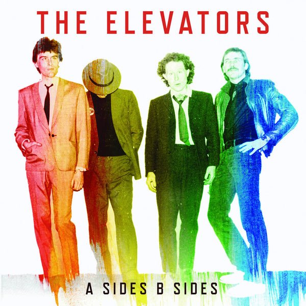 The Elevators- A Sides B Sides CD ~REISSUE / RARE 1977 - '82 RECORDINGS!