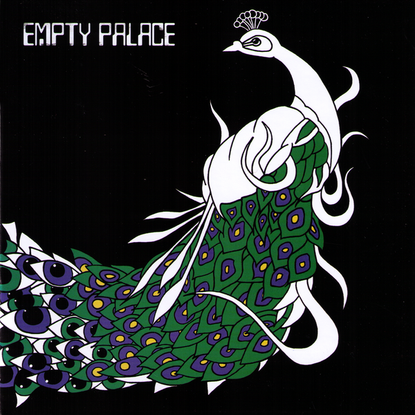 "Empty Palace-  S/T 7"" ~JUDAS PRIEST!"
