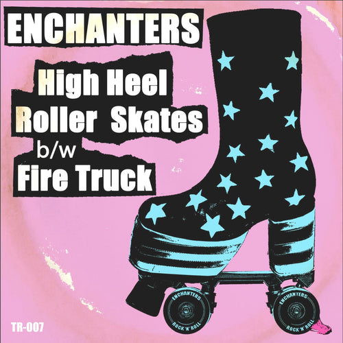 Enchanters- High Heel Roller Skates 7