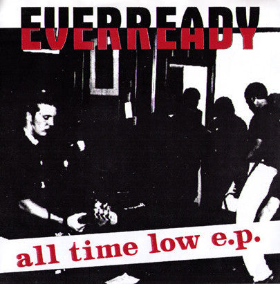 "EVERREADY- 'All Time Low' 7"" - Mighty Idy - Dead Beat Records"