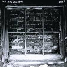 "Everything Falls Apart- Ghosts 7"" LIMITED TO 500 - One Percent - Dead Beat Records"