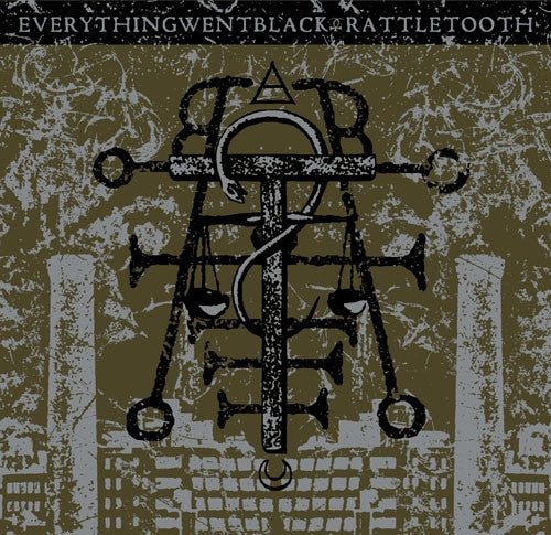 "Everything Went Black/Rattletooth- Split 7"" ~CONVERGE! - I Hate Punk Rock - Dead Beat Records"