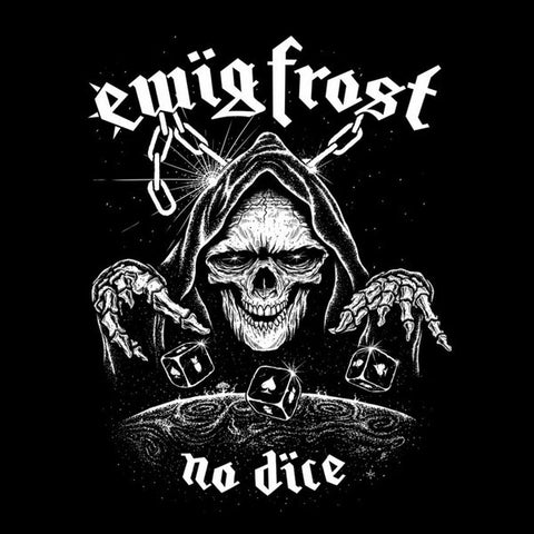 Ewïg Frost- No Dice LP ~W/ POSTER AND STICKER! - Pogohai - Dead Beat Records - 1