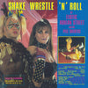 Exotic Adrian Street And The Pile Drivers- Shake Wrestle 'N' Roll LP ~REISSUE!
