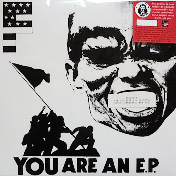 F- You Are An EP/Mess You Up LP ~LIMITED TO 333!