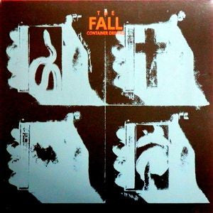 The Fall- Container Drivers LP - Deep Blue Sea - Dead Beat Records