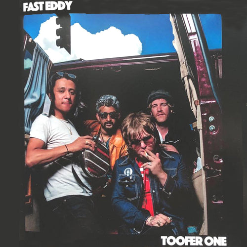 "Fast Eddy-  Toofer One 7"" ~HELLACOPTERS!"