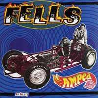 The Fells- Ampted CD - Toxic Shock - Dead Beat Records