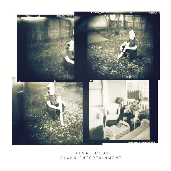 Final Club- Blank Entertainment LP ~EX TEENAGE COOL KIDS! - Adagio 830 - Dead Beat Records