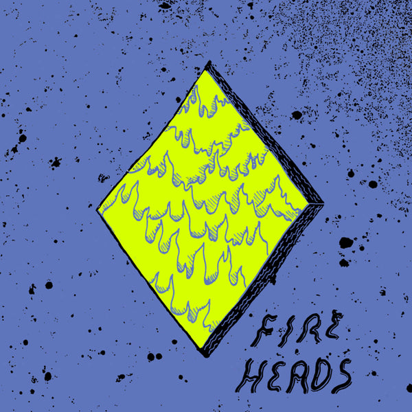 Fire Heads- S/T LP ~SAINTS / EX HUSSY!