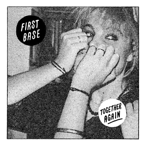 "First Base- Together Again 7"" ~NOBUNNY! - La Ti Da - Dead Beat Records"