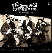 "FLAMING SIDEBURNS- In Spain Vol.3 7"" ~LTD TO 500! - El Beasto - Dead Beat Records"