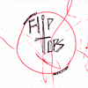 "Flip Tops/Yokohama Hooks- Split 7"" ~RIP OFF RECORDS!"