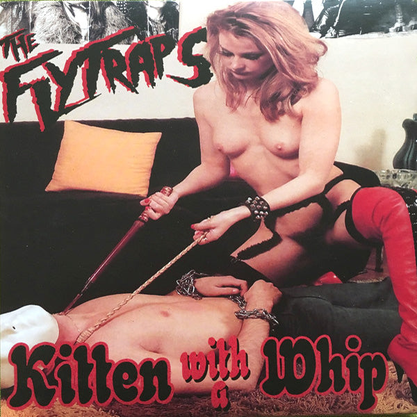 "Flytraps- Kitten With A Whip 7"" ~RUNAWAYS!"