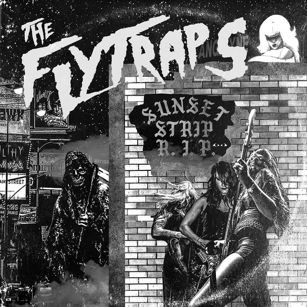 Flytraps- Sunset Strip R.I.P. LP ~RUNAWAYS!