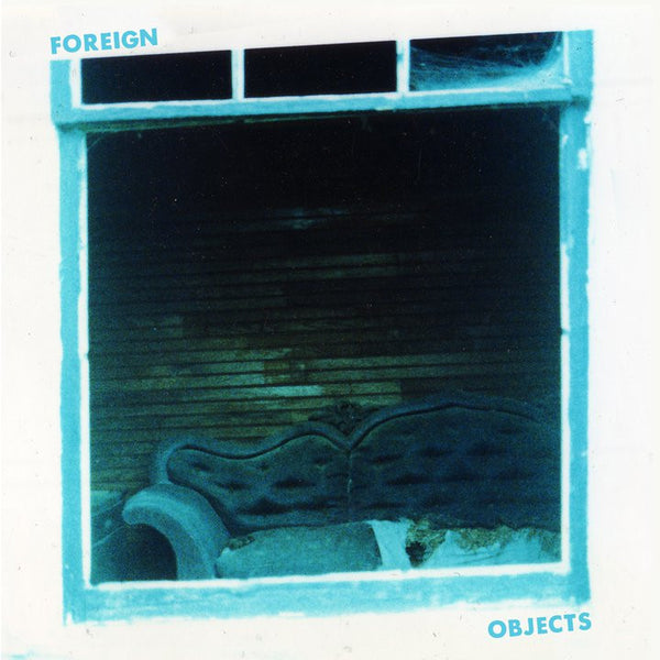 "Foreign Objects - A Kind of Life 7"" - Dirt Cult - Dead Beat Records"