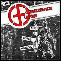"Formaldehyde Junkies - Are A Total Wreck 7"" - Band - Dead Beat Records"