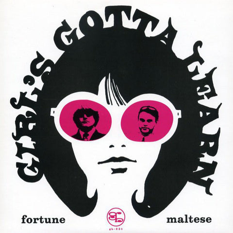 "Fortune & Maltese- Girl's Gotta Learn 7"" ~COUNT FIVE!"