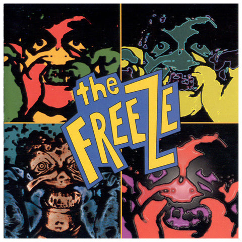 The Freeze- Freak Show LP ~REISSUE!