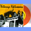 "Friendly Neighbors- ...Or Else 7"" ~RARE ORANGE SWIRL WAX!"