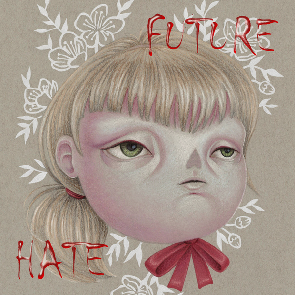 Future Hate- Potboiler CD ~MELT-BANANA!