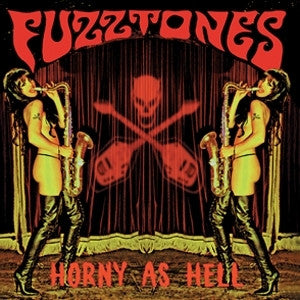 FUZZTONES- Horny As Hell CD - No Fun - Dead Beat Records